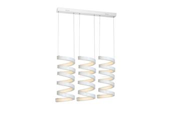 LAMPA WISZĄCA TWIST 18W LED