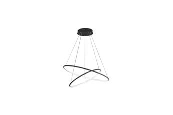LAMPA WISZĄCA ORION BLACK 53W LED
