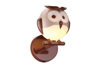 KINKIET OWL 1XG9 LED