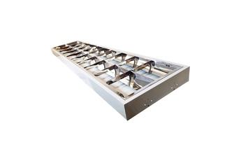 OPRAWA RASTROWA NATYNKOWA 2x120cm POD ŚWIETLÓWKĘ LED