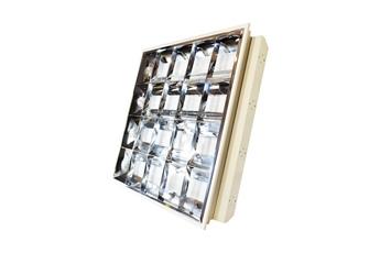 OPRAWA RASTROWA PODTYNKOWA 4x60cm POD ŚWIETLÓWKĘ LED