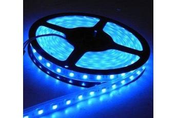 TAŚMA 60 LED 24W. Barwa Niebieski. IP20. (5 metrów)