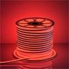 NEON FLEX LED CZERWONY 50m