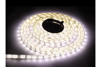 TAŚMA 120 LED 48W. Barwa Ciepły Biały. IP65. (5 metrów)