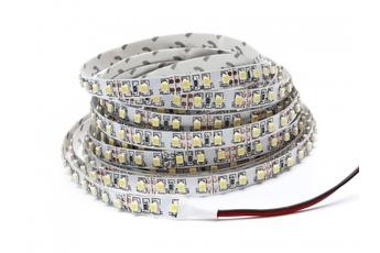 TAŚMA 120 LED 48W. Barwa Zimny Biały. IP65. (5 metrów)
