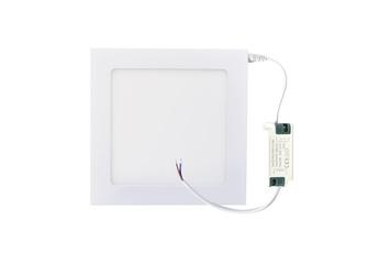 PLAFON LED 12W KWADRAT wpuszczany