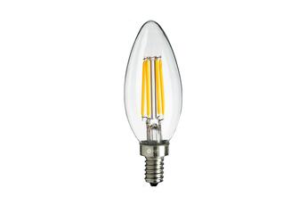 Żarówka Filamentowa LED 4W Świeczka E14 2700K