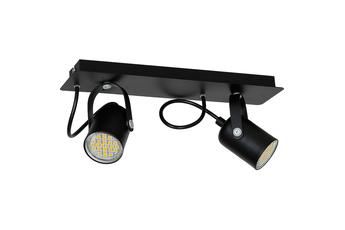Lampa sufitowa PICO BLACK 2xGU10