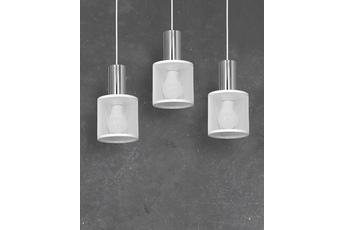 Lampa Wisząca ARES WHITE 3xE27