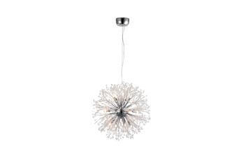 LAMPA WISZĄCA FLASH 10xG9 LED