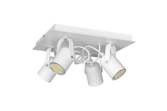 Lampa sufitowa PICO WHITE 4xGU10