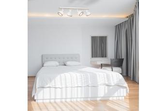 Lampa sufitowa OVAL WHITE 4xE27