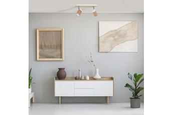 Lampa sufitowa BARON WHITE 2xGU10