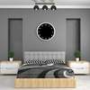 Lampa sufitowa DAMA BLACK 3xE27