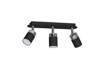 Lampa sufitowa JOKER BLACK 3xGU10