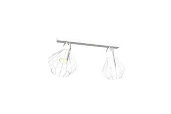 Lampa Sufitowa NIKO WHITE 2xGU10