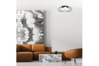Lampa Sufitowa KRONOS BLACK 3xE14