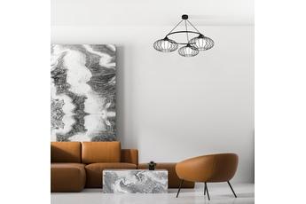 Lampa Wisząca KRONOS BLACK 3xE14