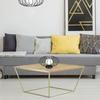Lampka stołowa KRONOS BLACK 1xE14