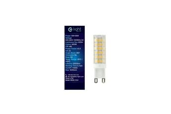 Żarówka LED 5W G9. Barwa: Neutralna