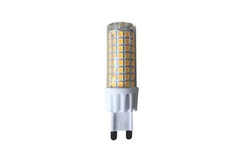 Żarówka LED 8W G9. Barwa: Ciepła