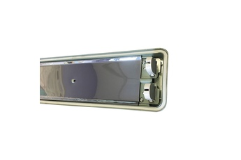 OPRAWA HERMETYCZNA 2x120cm pod świetlówkę LED Z ODBŁYŚNIKIEM