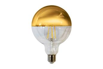 Żarówka Filamentowa LED 7,5W G125 E27 GOLD