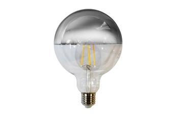 Żarówka Filamentowa LED 7,5W G125 E27 SILVER