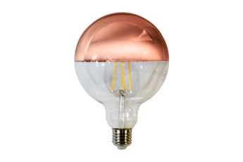 Żarówka Filamentowa LED 7,5W G125 E27 GOLDEN ROSE