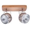 lampa sufitowo/ścienna BALL WOOD 5031274