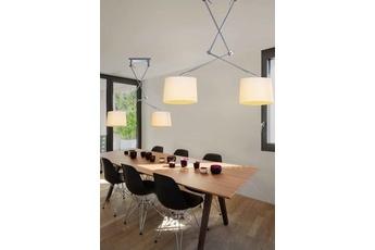 lampa wisząca ADAM MD2299-2S WH/SN