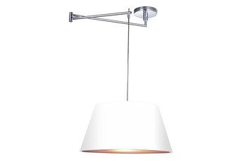lampa wisząca NATALIA S MD2238-1S WH