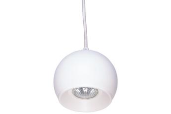 lampa wisząca KULA W1 WH