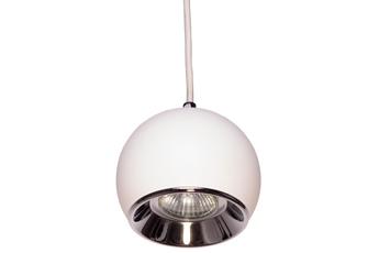 lampa wisząca KULA W1 WH/CH