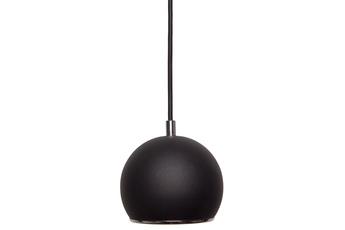 lampa wisząca KULA W1 BK/CH
