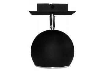 lampa sufitowa kula P1 BK/CH
