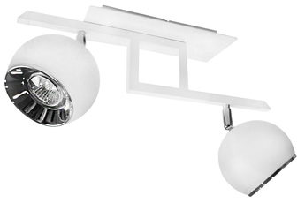 lampa sufitowa kula P2 WH/CH