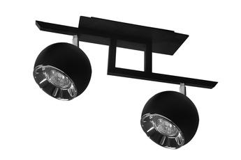 lampa sufitowa kula P2 BK/CH