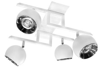 lampa sufitowa kula P4 WH/CH