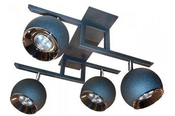 lampa sufitowa kula P4 GRA/CH