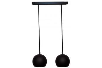 lampa wisząca KULA W2 BK