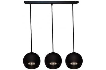 lampa wisząca KULA W3 BK