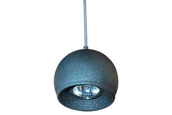 lampa wisząca KULA W1 GRA