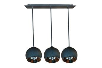 lampa wisząca KULA W3 GRA/CH