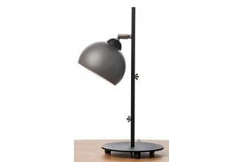 lampa biurkowa TESTER szara perła