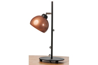 lampa biurkowa TESTER miedź