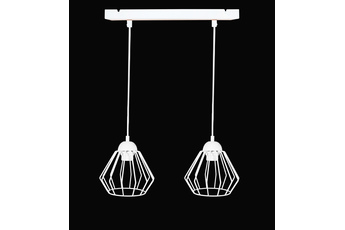 lampa wisząca koszyk Brylant WH 2