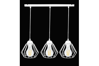 lampa wisząca koszyk Brylant WH 3