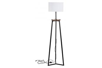 lampa podłogowa FLOKI biały/marmur dark