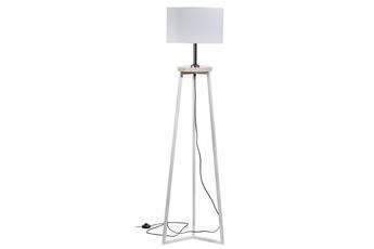 lampa podłogowa FLOKI biały/marmur crema